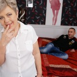 70years old grandmother gets finger invaded by her young stepson – rewarding with great fellatio #6_thumb