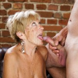 finally his deepthroat lust gets satisfied by 75 years old granny bertha from holland #4_thumb