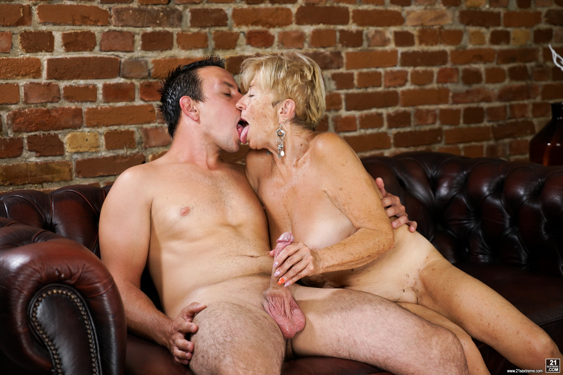 finally his deepthroat lust gets satisfied by 75 years old granny bertha from holland #1