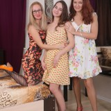 big fun thru 3 generations of pretty vaginas of all ages #3_thumb