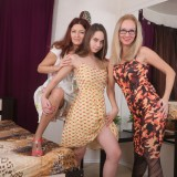 big fun thru 3 generations of pretty vaginas of all ages #5_thumb