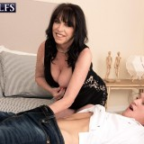 71-year-old Christina fucks a 25-year-old - Christina Starr and Oliver Flynn (84 Photos) - 60 Plus MILFs picture 13