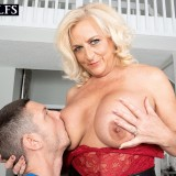 Charli Adams' first time - Charli Adams and Tyler Steel (92 Photos) - 50 Plus MILFs picture 13