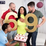 Rita Daniels' first air-tight: the photos - Rita Daniels, Mike Mancini, Scotty P, and Stirling Cooper (103 Photos) - 60 Plus MILFs picture 5