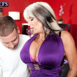 Ride Sally's ass - Sally D'Angelo and Tony Rubino (75 Photos) - 60 Plus MILFs picture 5