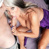 Ride Sally's ass - Sally D'Angelo and Tony Rubino (75 Photos) - 60 Plus MILFs picture 11
