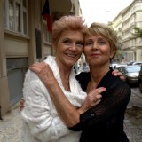 Granny shares her sugarboy with her best old friend. picture 5