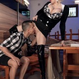 Professor Sandra & Her Star Pupil - Sandra Star and Nick Vargas (105 Photos) - Scoreland picture 9