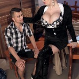 Professor Sandra & Her Star Pupil - Sandra Star and Nick Vargas (105 Photos) - Scoreland picture 6