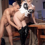 Professor Sandra & Her Star Pupil - Sandra Star and Nick Vargas (105 Photos) - Scoreland picture 15