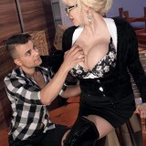 Professor Sandra & Her Star Pupil - Sandra Star and Nick Vargas (105 Photos) - Scoreland picture 7