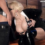 Professor Sandra & Her Star Pupil - Sandra Star and Nick Vargas (105 Photos) - Scoreland picture 11