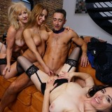 sucesfull first homemade swinger orgy on new facebook group picture 7