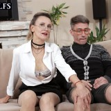 Ivanna: Russian cock-lover - Ivanna and Frankie G (76 Photos) - 50 Plus MILFs picture 3