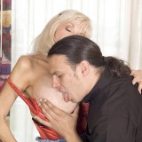 Dee Dee's afternoon delight - Dee Dee Deluxx and Anthony Rosano (90 Photos) - 50 Plus MILFs picture 5
