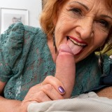 going down ruff and hard on grandmothers arse and pussy picture 10