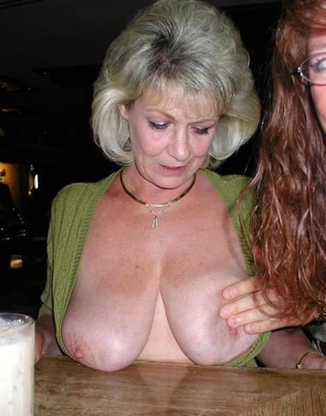Josephine a anal addicted granny shows us her nice british granny boobs