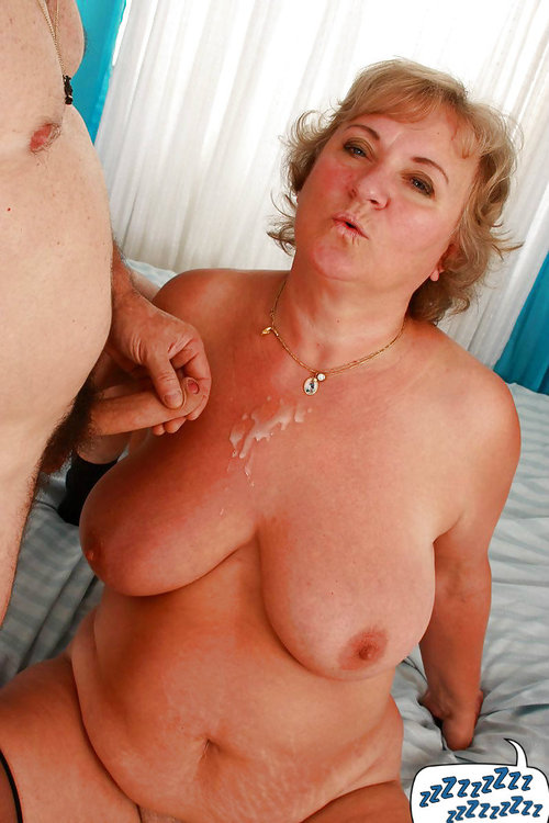 Ashleigh ,a  horny granny who never rejected to have undisturbed sex lesson