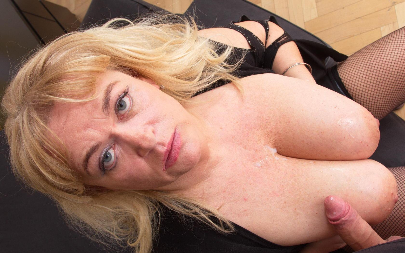 very special lustfull granny likes to do dirty sex games
