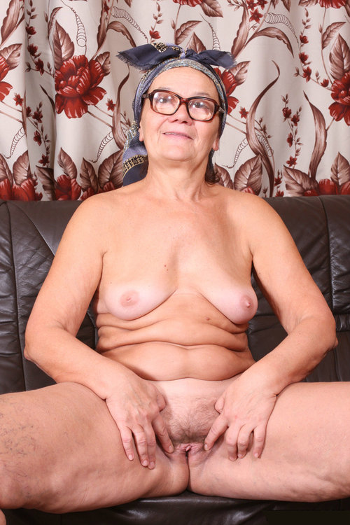 Chelsie a 78 old amorous HOMEMADE GRANNY never knows if this could be her last fuck