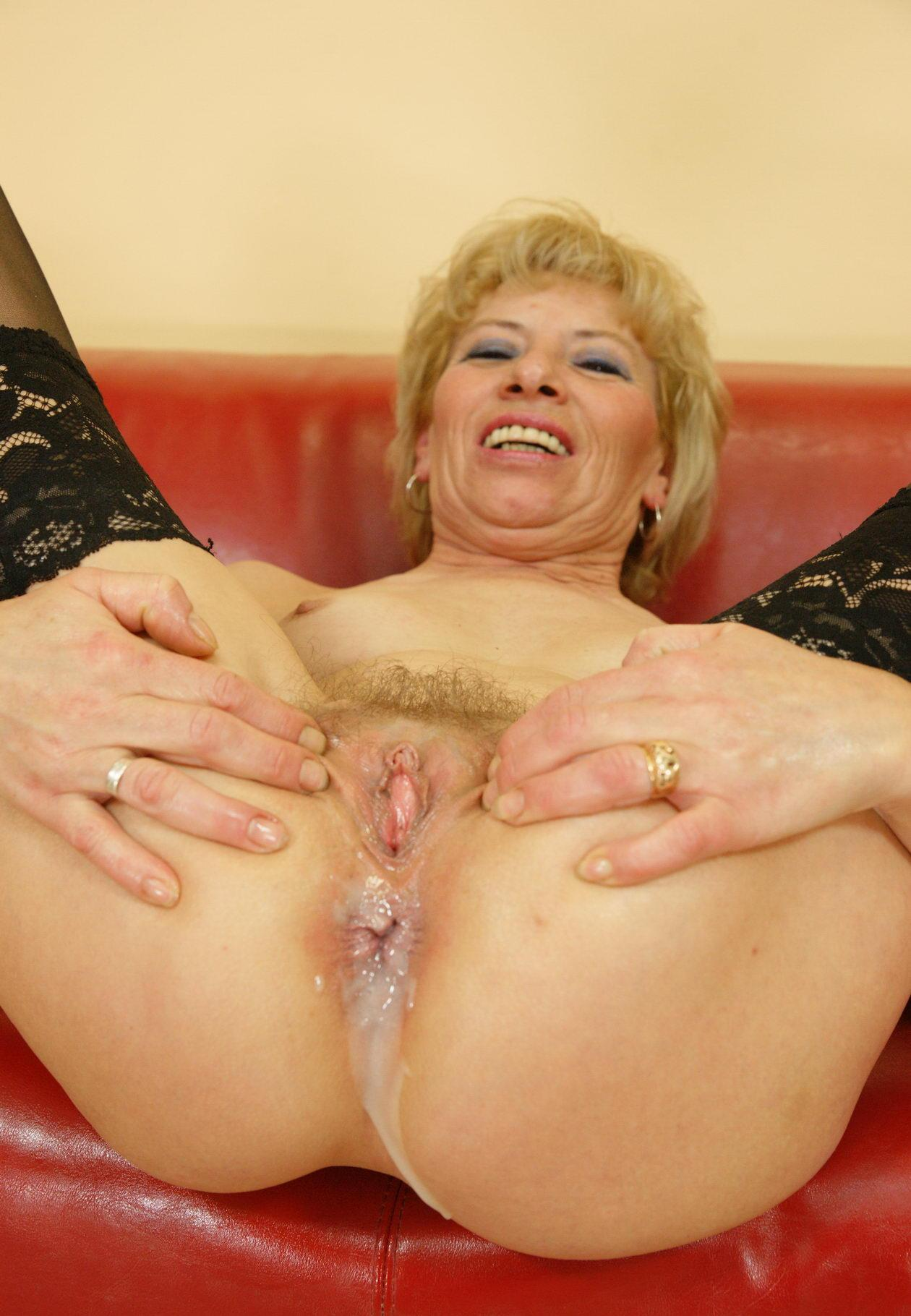 Anal Granny Old