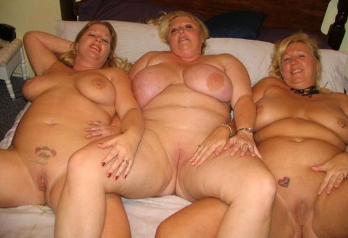 Angel a 61 old undisciplined BBW GRANNY just had fun during a bbw orgy