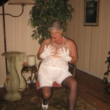 over 70 years old but never old enough to get fucked in her pussy and ass #5