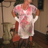 over 70 years old but never old enough to get fucked in her pussy and ass #7