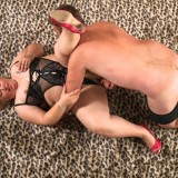 young guy enjoys good old fashioned sex in missionary position with fatty granny #3