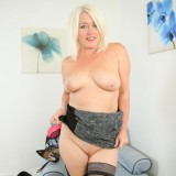 experienced older granny female from brooklyn doing a striptease #4