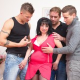 gangbanged mommy 51 years old  #7