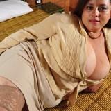 huge granny titties #1