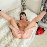 sexy momsie playing her old asshole #6