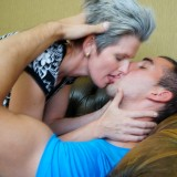 first blowjob from granny #7