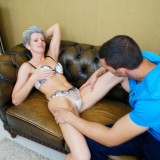 first blowjob from granny #2
