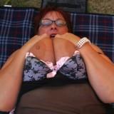 granny bbw masturbation with mikaela #1