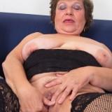 lonley granny orgasm #2