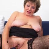 lonley granny orgasm #9
