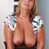 granny upskirt #8