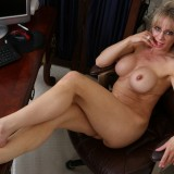 granny striptease pic series #6