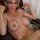 granny striptease pic series #4