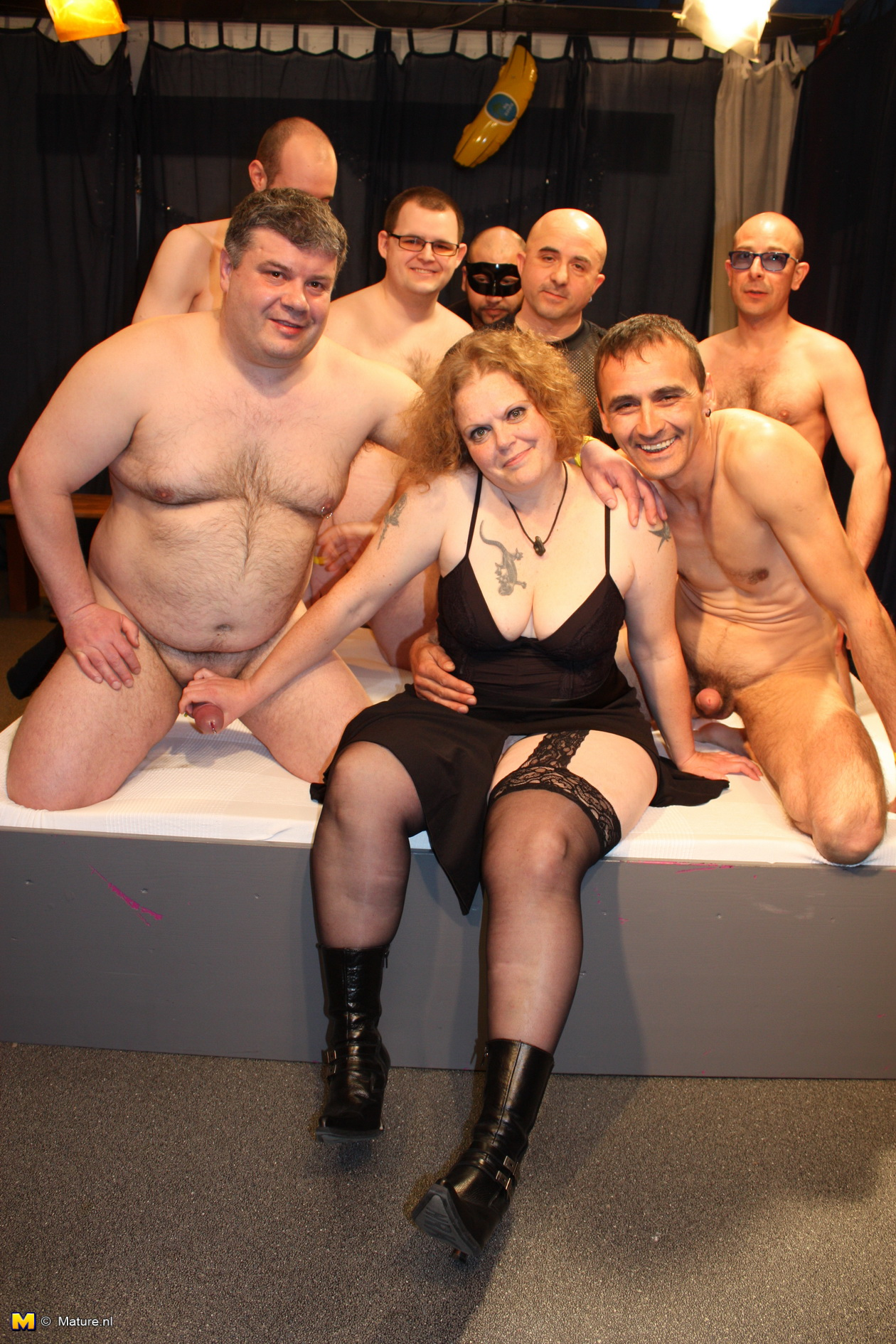 private granny gangbang party – leaked pics