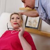 early ejaculation in grannys vulva #5_thumb