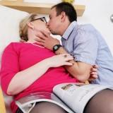 early ejaculation in grannys vulva #2_thumb