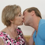 oma is so happy about her new young lover , he can eat her pussy like no other man in her life before #14_thumb