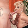 british swinger milf (aged 56 ) loves to be seen as her pussy gets fingered and fucked hardly