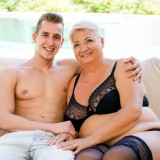 pure despair – horny young guy bangs 70years old granny near the pool #13_thumb