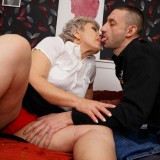 70years old grandmother gets finger invaded by her young stepson – rewarding with great fellatio #4_thumb