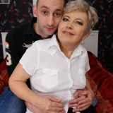 70years old grandmother gets finger invaded by her young stepson – rewarding with great fellatio #12_thumb