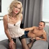 60 Plus MILFs - Beata's return fuck - Beata and George Lee (42 Photos) picture 11